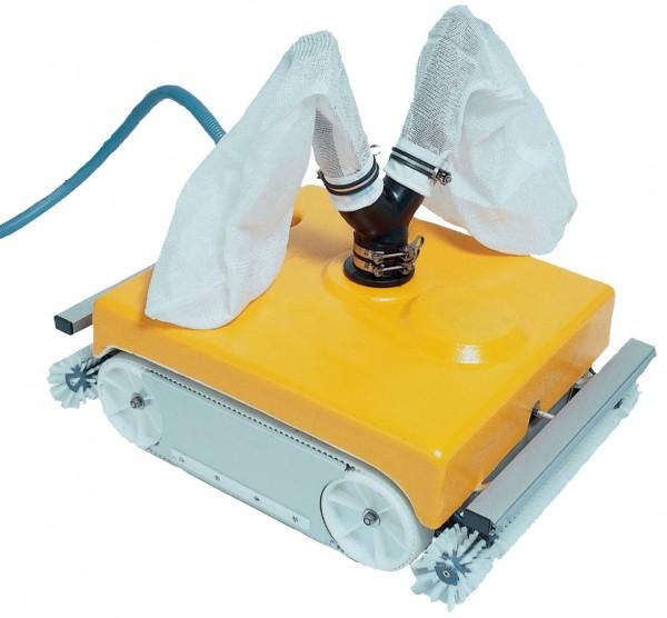 Der stärkste und effizienteste Reinigungsrobotor für Schwimmbäder, Schimmbadanlagen für den kommerziellen oder  privaten Einsatz