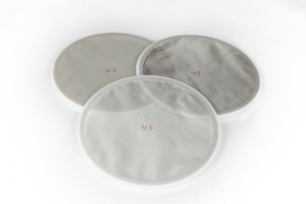 110 µm Edelstahlgewebe Ersatzfilterscheiben