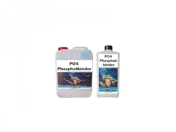 Der PO4 Phosphatbinder Algenmittel zur Wasserpflege