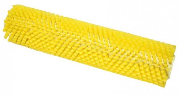 Rotations, Walzenbürste gelb - mittelhart für Teichfolien