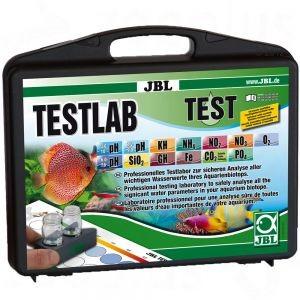 JBL Testlab, Testkoffer mit Tests zur Süsswasser-Analysen