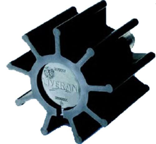 Original Liverani Impeller Flügel Rad aus Naturgummi