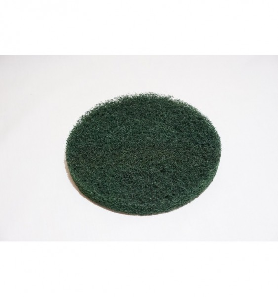 Pad grün zur Grundreinigung am Stein