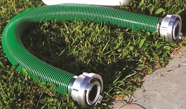 1 m Ø 50 mm Verbindungsschlauch inkl. 2 C-Kupplungen