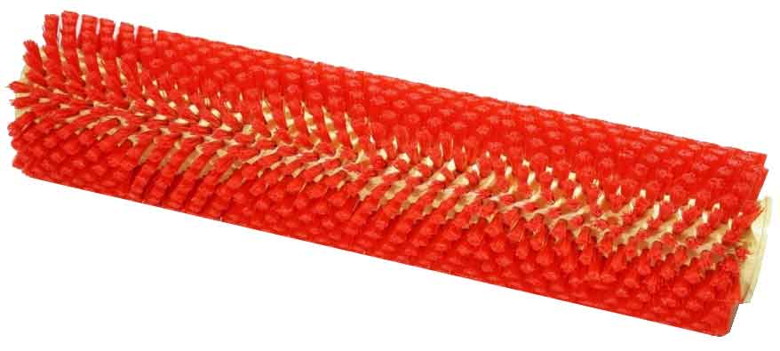 rotations walzenb rste rot sehr hart b rsten zubeh r motorschrubber. Black Bedroom Furniture Sets. Home Design Ideas