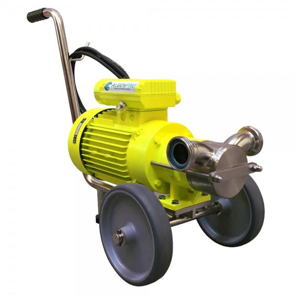 Profi Impeller Schlammsauger 230V mit starken 10m3 Leistung pro Stunde