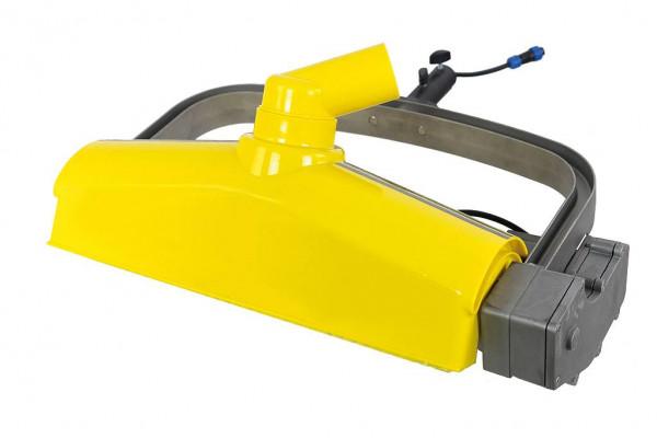 Rotierende Motorbuerste 44cm breit ohne Zubehör