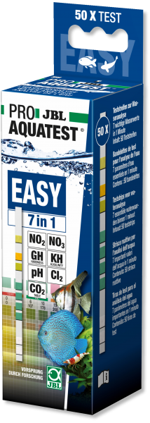 Gartenteich Wassertest - JBL ProAquaTest Easy 7in1