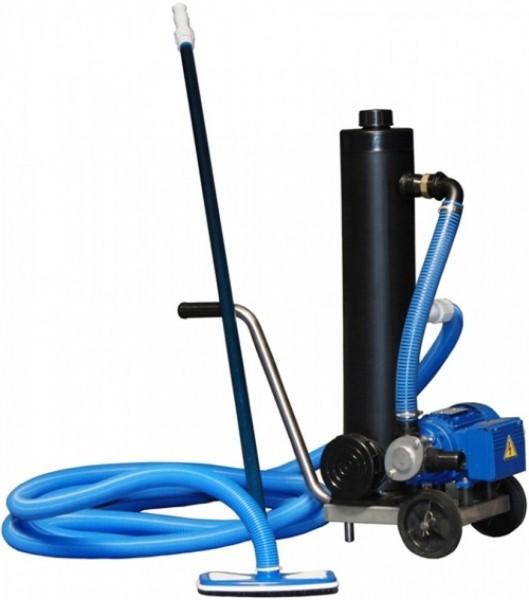 AquaForte Impeller Schlammsauger 5.7m3/Std Set mit integriertem Steinabscheider / Sludge Terminator
